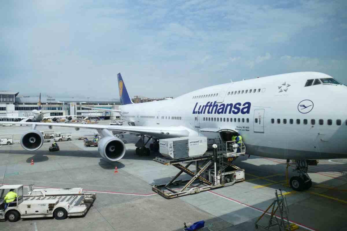 Flug Kopenhagen Frankfurt