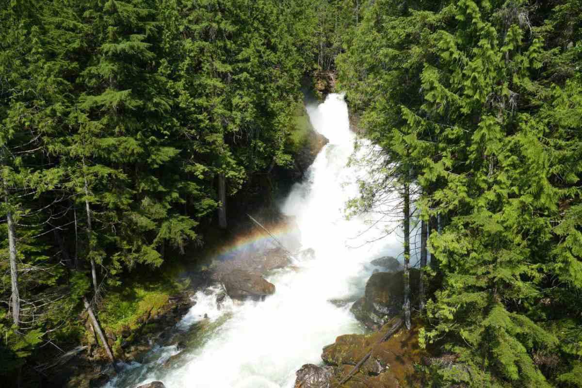 Tag 10: Cache Creek